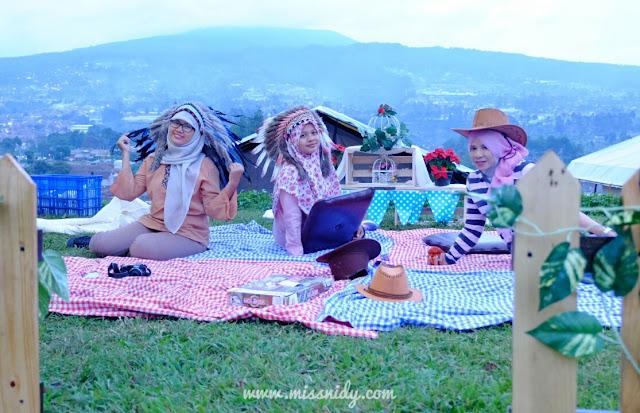piknik di trizara resorts