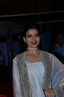 Samantha Ruth Prabhu cute in Lace Border Anarkali Dress with Koti at 64th Jio Filmfare Awards South ~  Exclusive 044.JPG