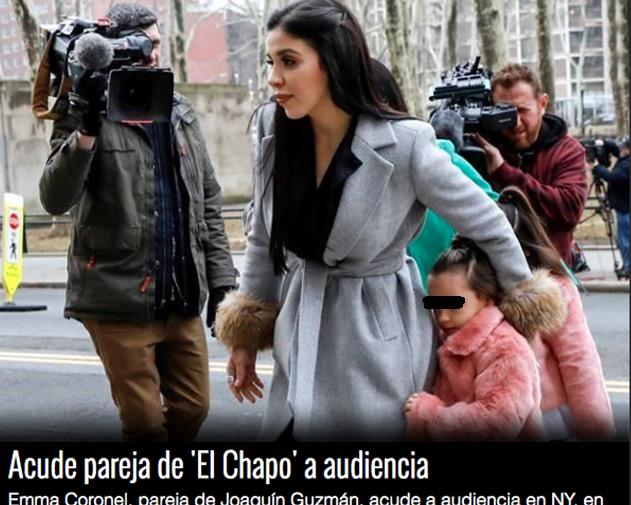 """EL """"CHAPO MACIZO"""" QUIERE IR a JUICIO,""""NI QUIERE COOPERAR,NI QUIERE ACUERDO con los GRINGOS""""."""