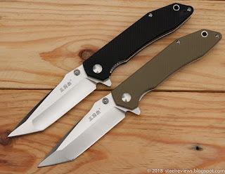 Sanrenmu SRM 9001 & 9002 flippers