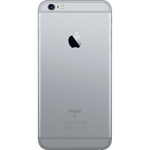iPhone 6s Plus 64GB Cinza Espacial Desbloqueado iOS 9 4G 12MP