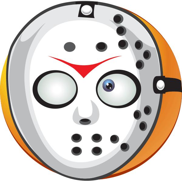 Horror Smileys Emoticons