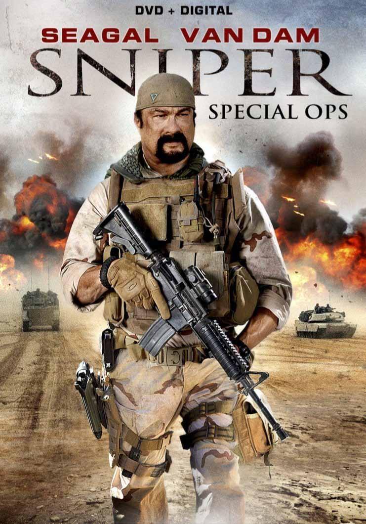 Sniper Operações Especiais Torrent – BluRay 720p/1080p Dual Áudio