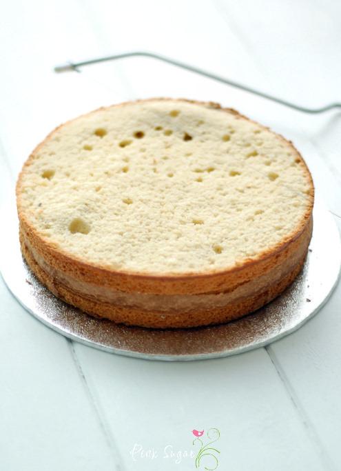 mehrstöckiger kuchen selber machen