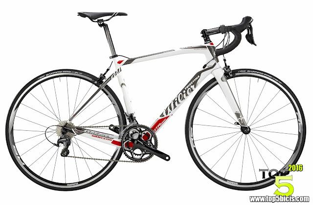 WILIER GTR TEAM, bicicleta económica, pero no por ello de peor calidad