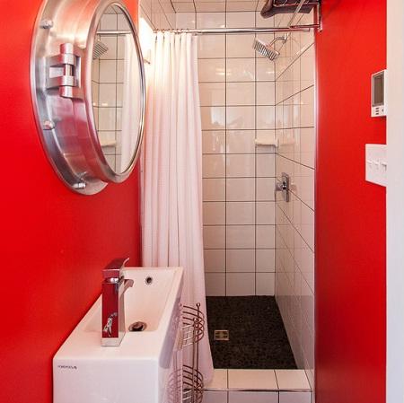tips percantik dekorasi kamar mandi ukuran mungil