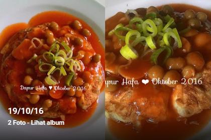 Resep Makanan Asal Tiongkok Fuyunghai Asam Manis
