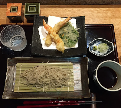 In Praise of a Classic Combo: Tempura and Soba