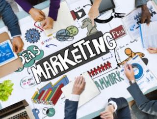 Strategi Bersaing dalam Pemasaran