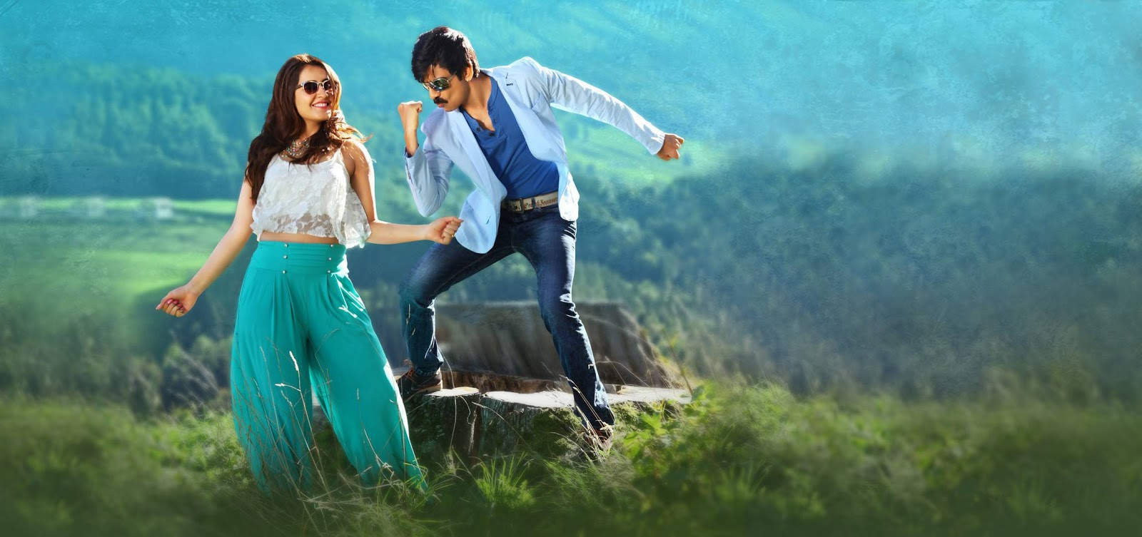 Bengal Tiger Movie Latest Stills Wallpapers