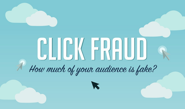 How Click Fraud can affect the performance of your Google Adwords Campaigns (infographic)