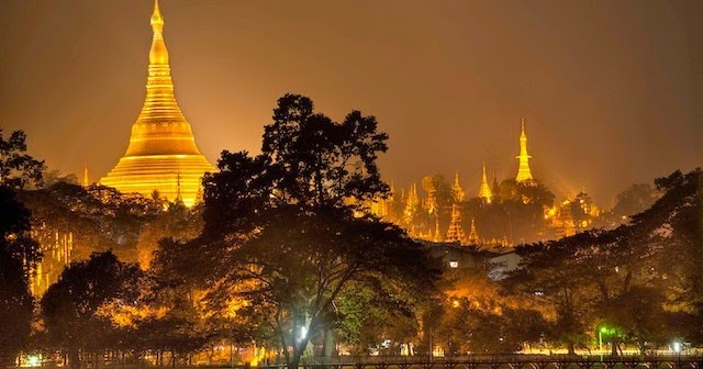 10 Of The Most Beautiful Places To Visit In Myanmar Most
