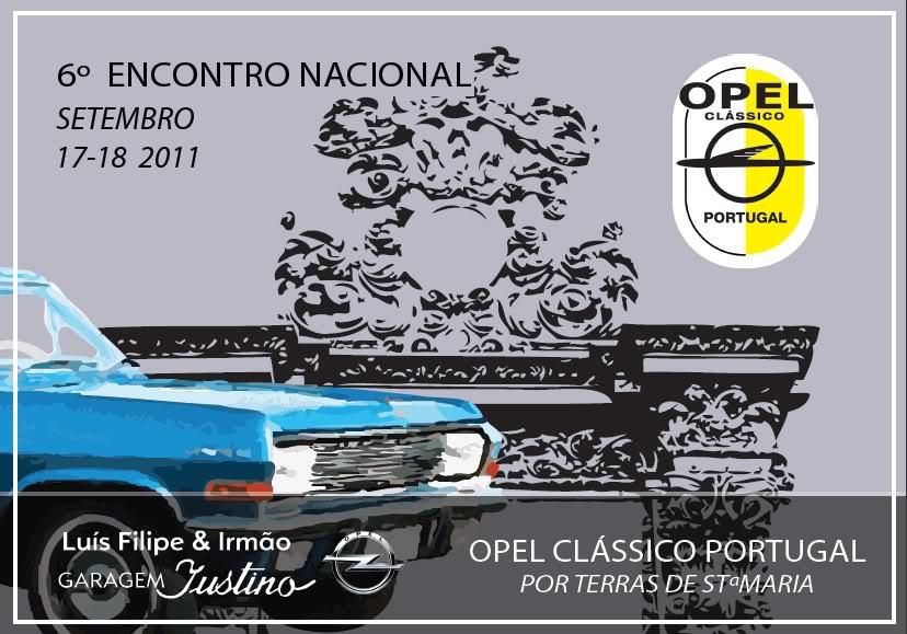 fb61dc7475f 6º Encontro Nacional do Clube Opel Classicos