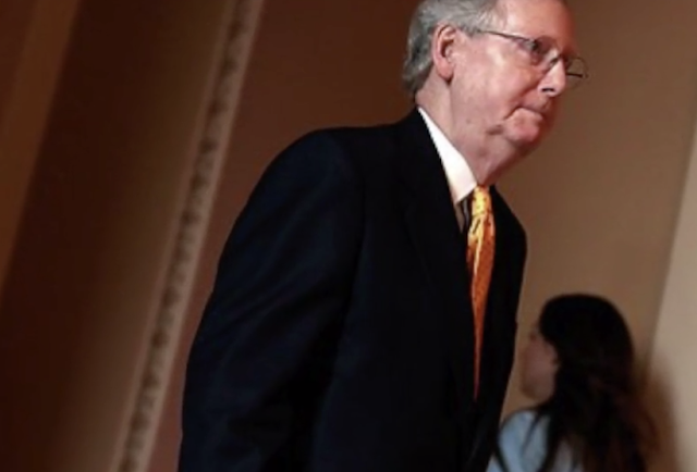 McConnell: Senate will pass resolution blocking Trump's emergency declaration