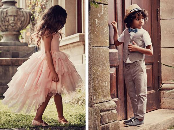 moda niños primavera verano 2016 para eventos como bodas bautizos y comuniones
