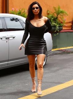 Kim Kardashian Sandals