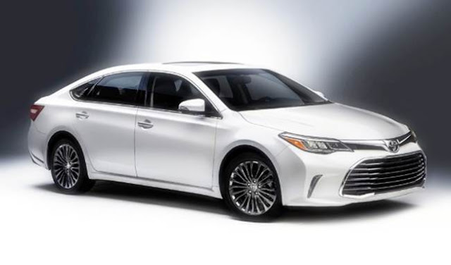 2018 Toyota Avalon Redesign, Changes