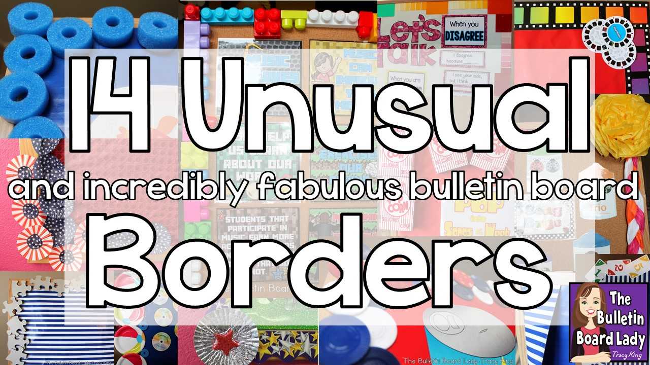 Mrs King S Music Class 14 Unusual And Incredibly Fabulous Bulletin Board Borders