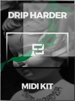 Studio Plug - Drip Harder (MIDI Kit) - LEGION MUZIK