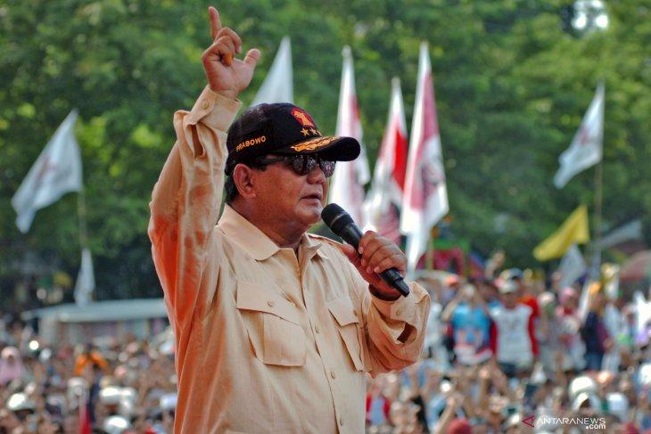 Prabowo Ingin Menang Telak Atas Jokowi, Ini Targetnya