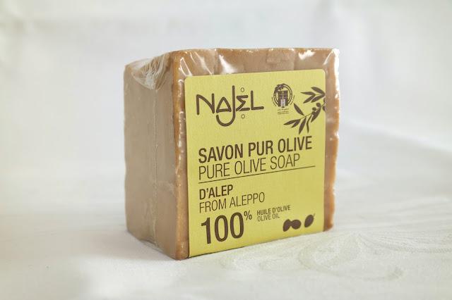 Aleppo Seife natürliche Hautversorgung