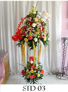 Toko Bunga Specialis Standing Flowers Di Kranggan