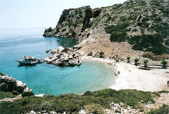 Vistas de Kárpatos - Islas Griegas