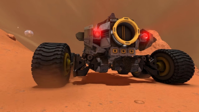 Space Engineers Vehicle