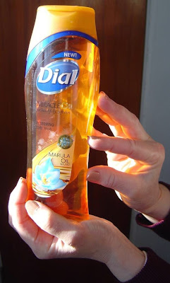 Dial Miracle Oil Body Wash. jpeg