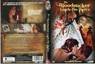 Carátrula dvd: La vampiresa guía el baile - DescargaCineClasico.Net