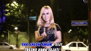 Lirik Lagu Amung Siji - Eny Sagita ft Kakung Lintang
