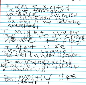 dafont messy handwriting and adhd