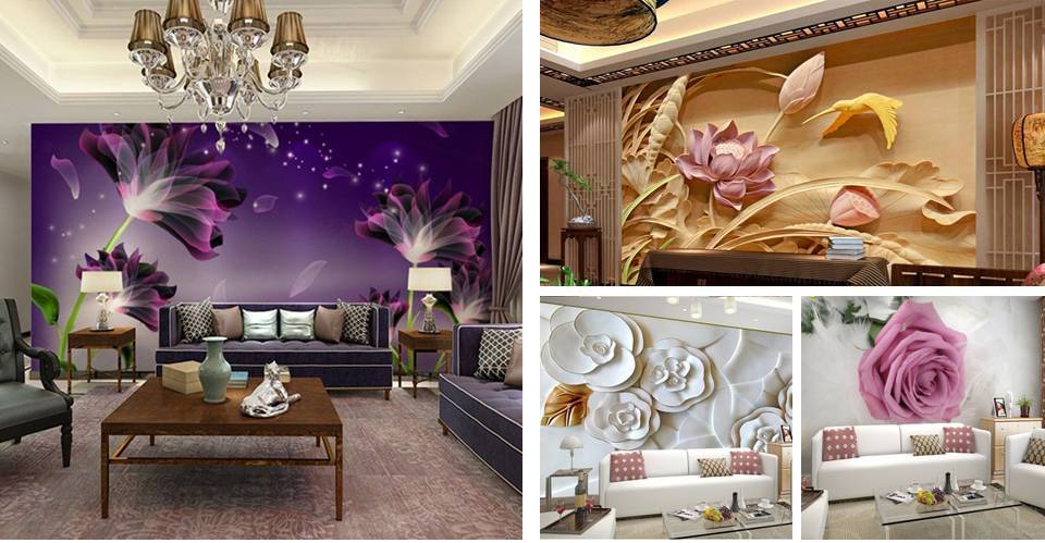 The Best 3D Wall Sticker For Modern Interior Designs