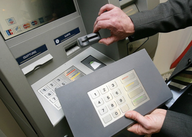 Imagen de recurso de un cajero automático