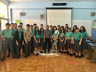 Catatan Seorang Wali Kelas, Bagian Pertama dari Refleksi Panjang di SMA Kanaan Jakarta