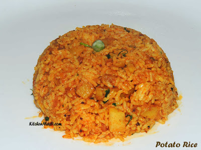 Potato Rice