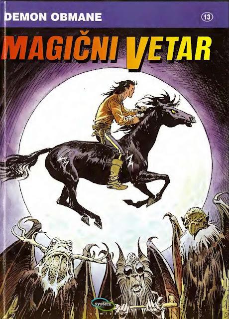 Demon obmane (SC 13) - Magicni Vetar