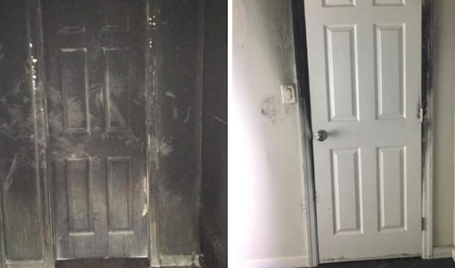 A Firefighter Advises You Never To Leave The Door Of Your Child's Room Open At Night