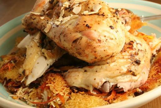 Persian Roasted Chicken Recipe Recipe Delicious