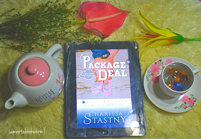 Package Deal by Charissa Stastny | A Book Review by iamnotabookworm!