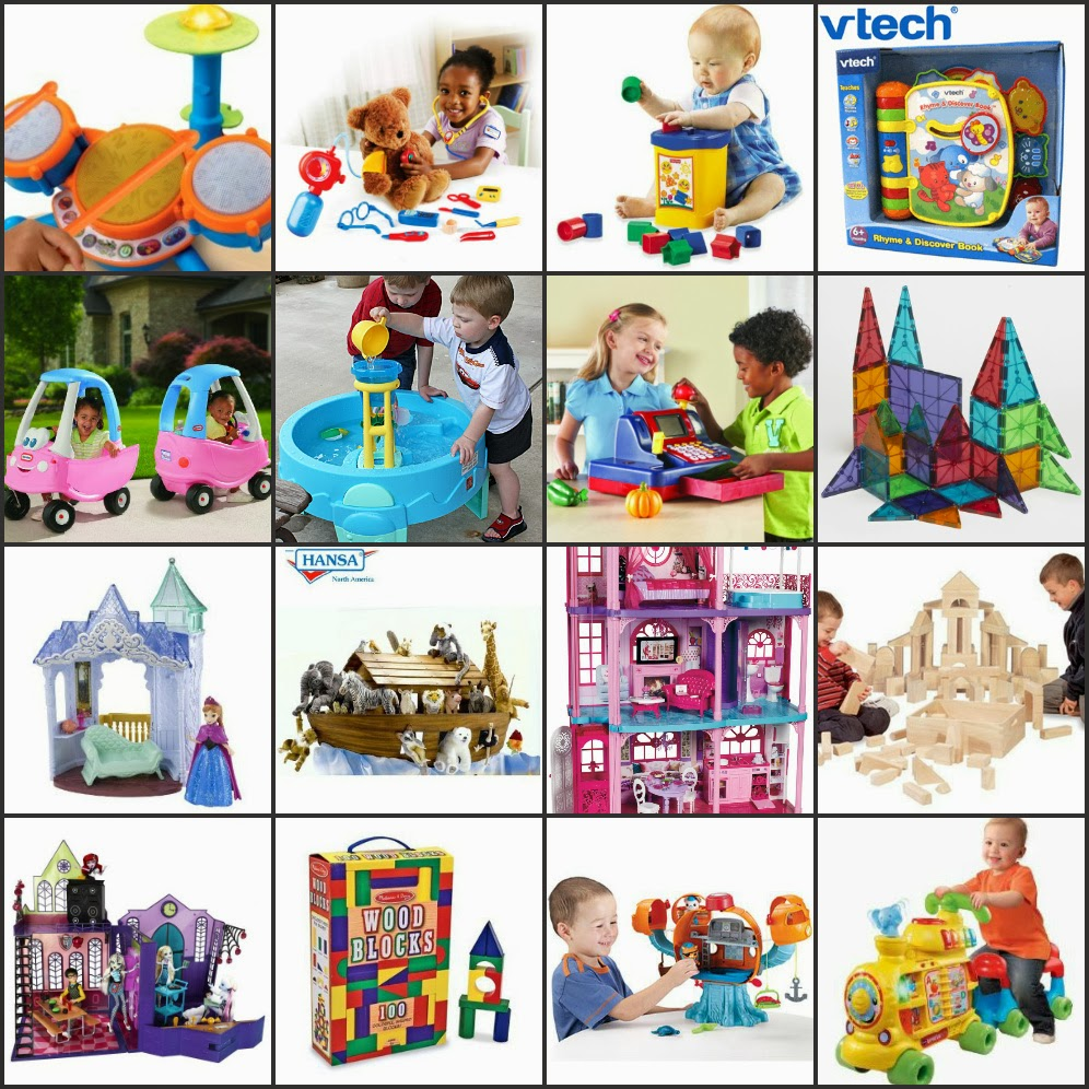 Toys & Games For 2-4 Year Olds - Shop Toddler Toys, Childrens Toys & Playsets