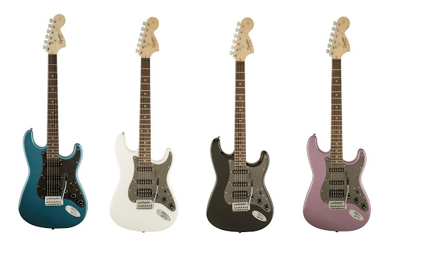 Gitar Squier