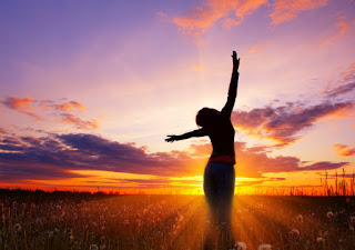 Oração para o começo de um novo dia
