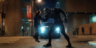 Venom Deleted Scene Takes a Bite Out of Car Alarms