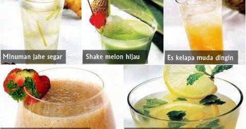 6 Resep Minuman Segar Untuk Berbuka Puasa