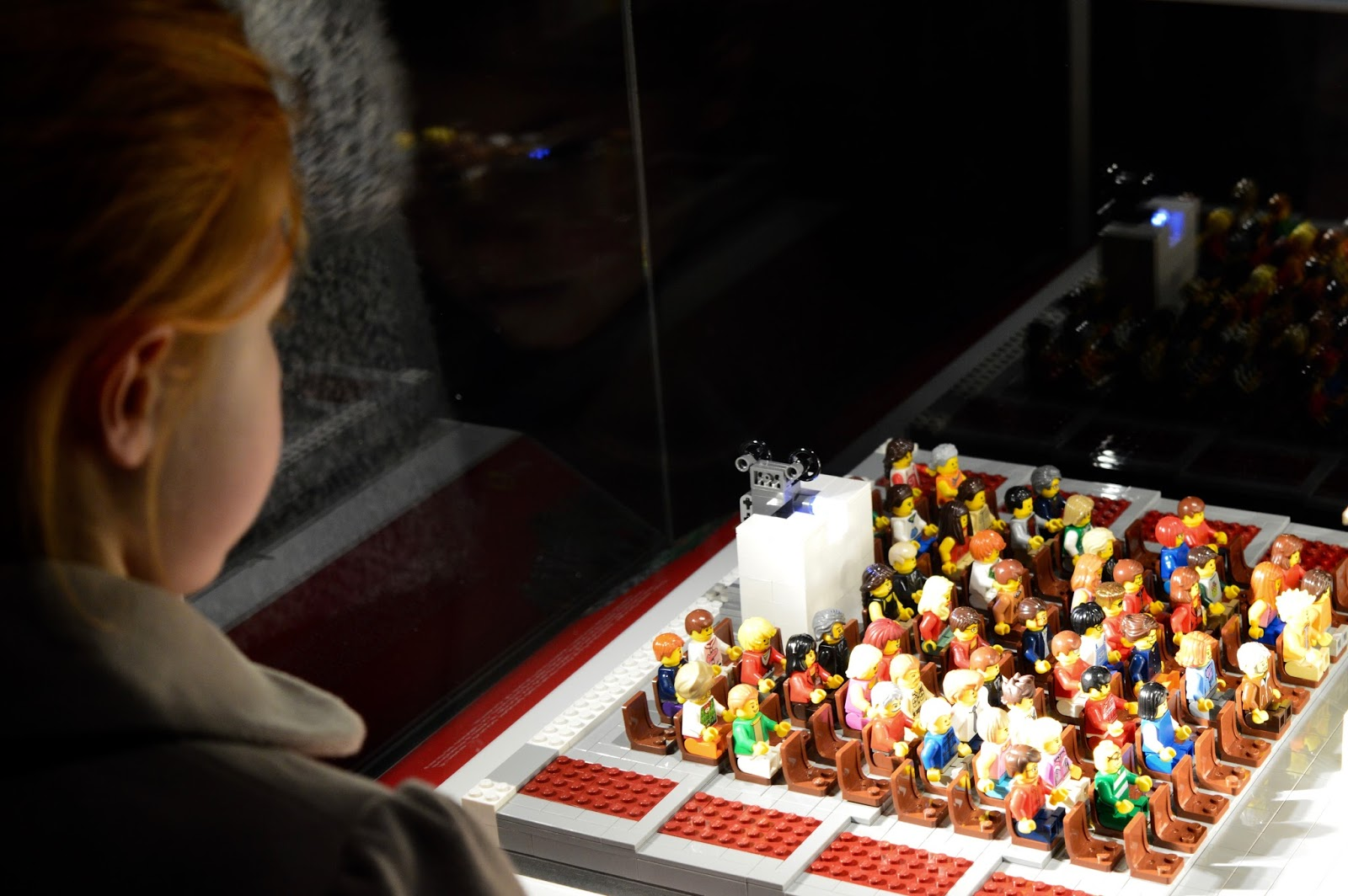 Brick History & North East Landmarks | New Lego Exhibitions at Life Science Centre, Newcastle | A Review - the first talkie