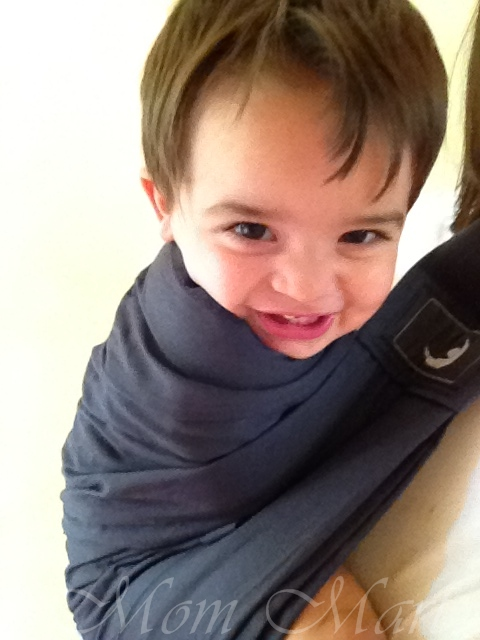 c83b2dfd216 theBabaSling Review  A Baby Carrier by Joovy! theBabaSling by Joovy
