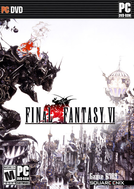 Final Fantasy VI Download Cover Free Game