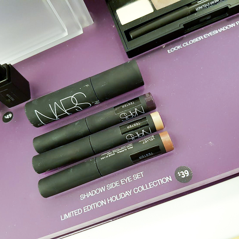 NARS Shadow Side Eye Set - Sarah Moon Holiday Gifting Collection