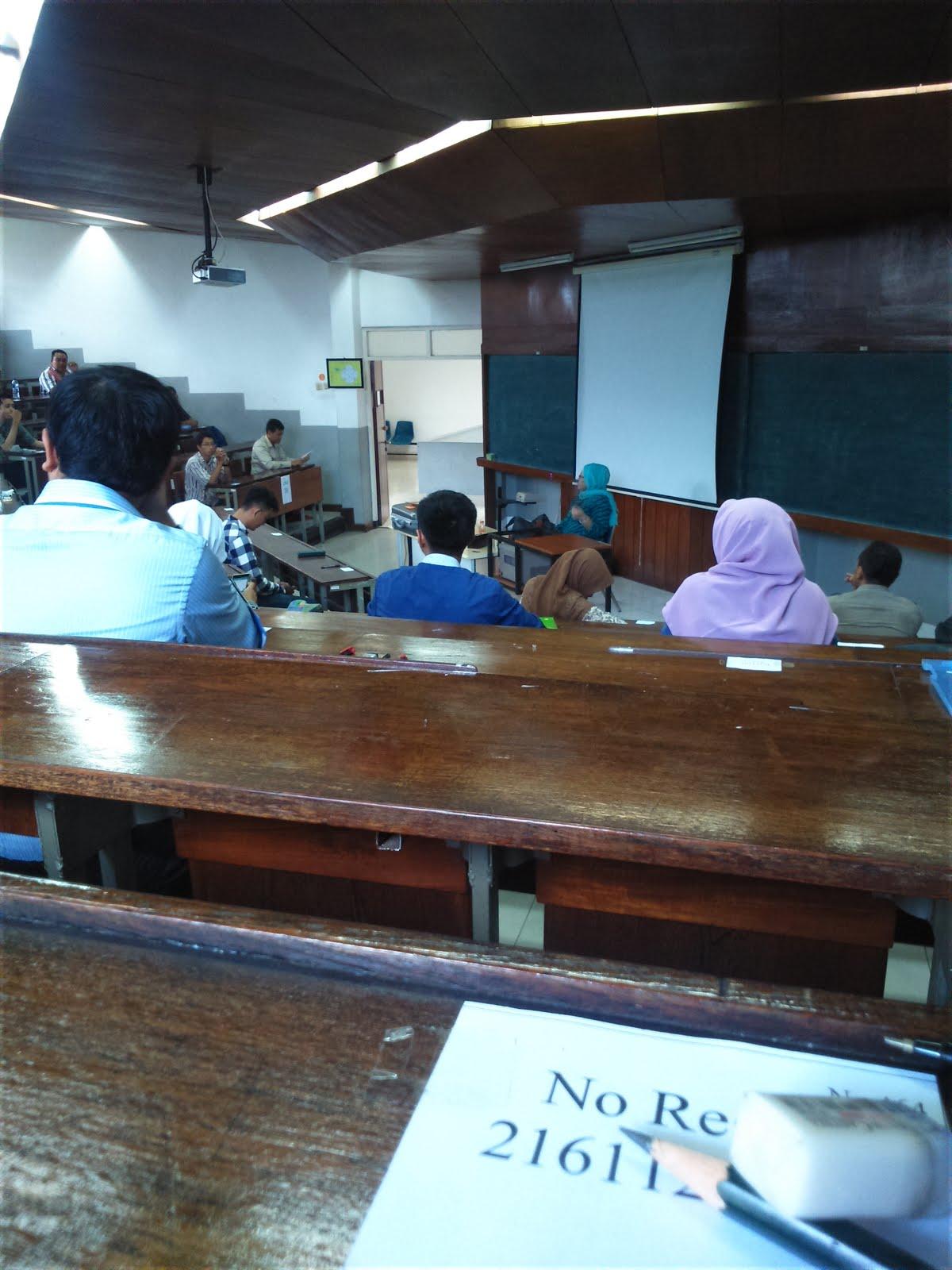 Raditya Muhammad Pengalaman Daftar S2 Itb